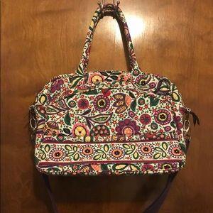 Vera Bradley travel Laptop bag
